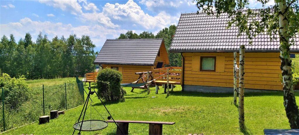 Domki w górach do wynajęcia. 5 min do centrum Szczyrku.